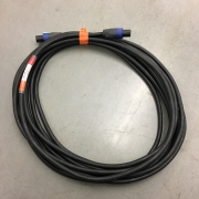 Speakon Cable