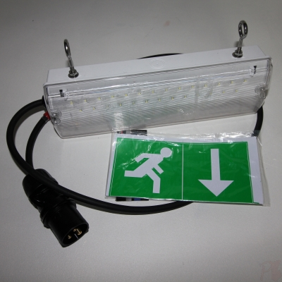 Emergency Exit Sign (Maintained)